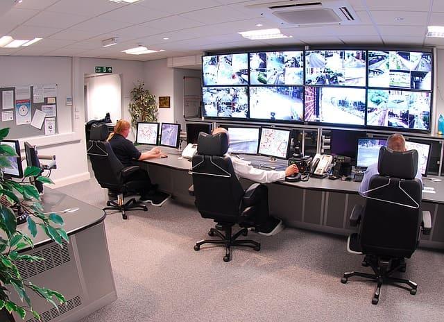 бизнес установка видеонаблюдения