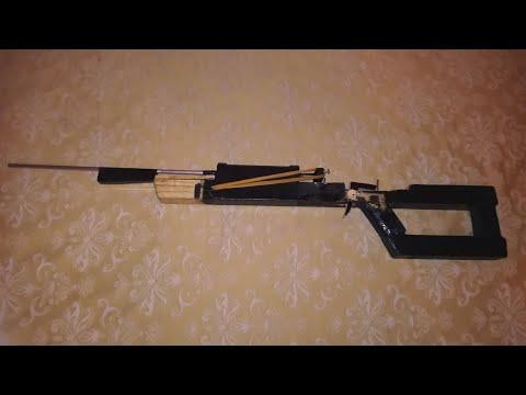 делали пневматические винтовки