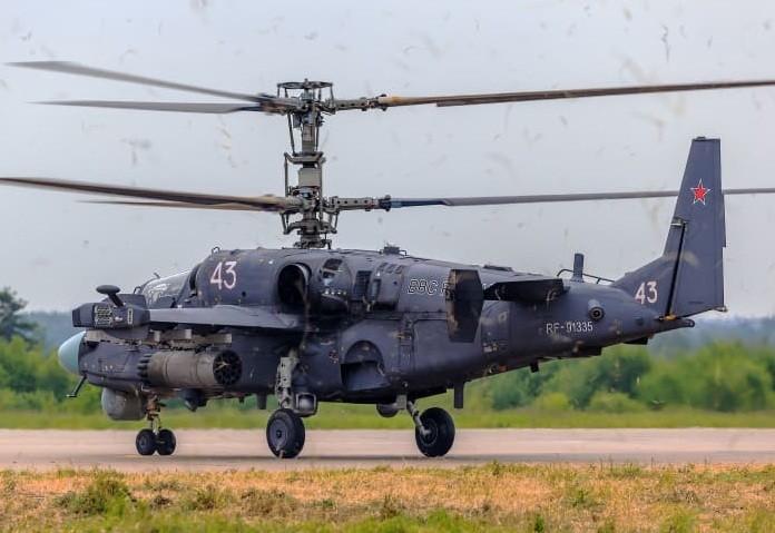 Вертолет соосной схемы