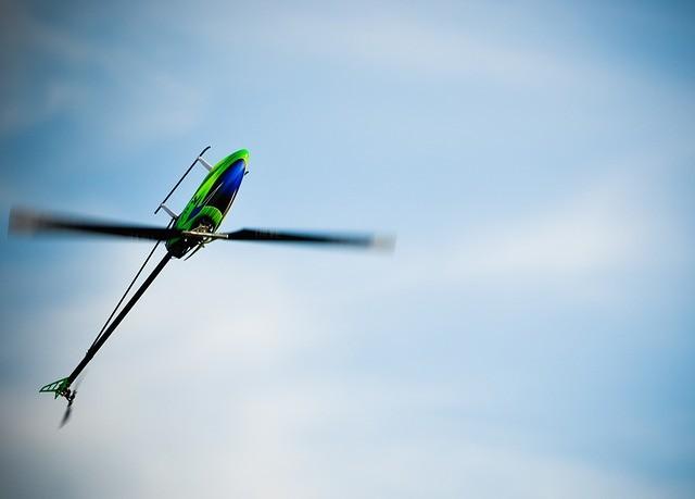 RC вертолет убил подростка