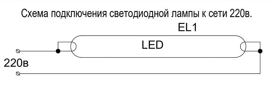 Как переделать люминесцентный светильник