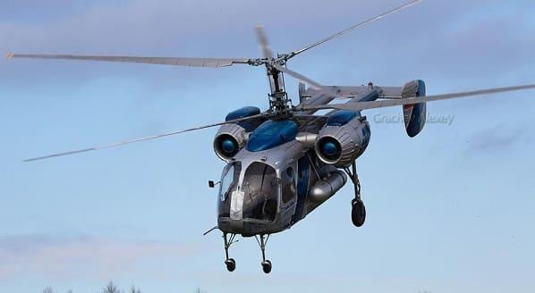 Вертолеты Камова