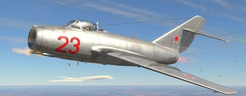 Самолеты истребители МиГ