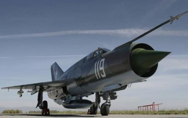 Советские реактивные самолеты.