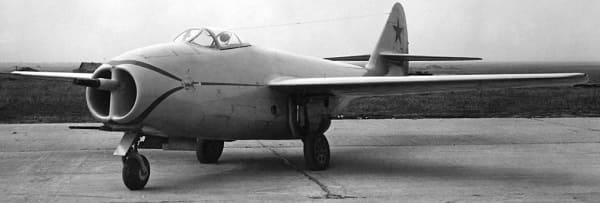 Советские реактивные самолеты