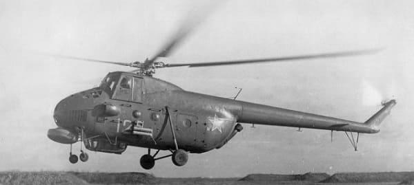 Вертолеты Миля Ми.