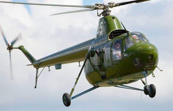 Первые вертолеты СССР