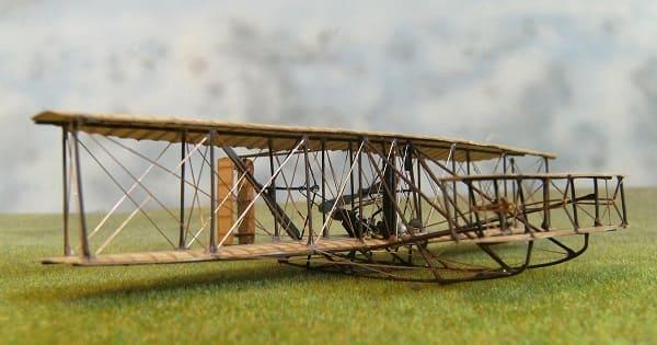 История изобретения самолета