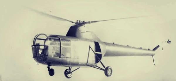 Вертолеты Як.