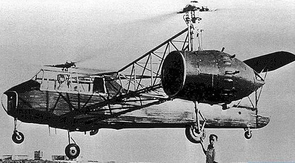 Развитие вертолетов