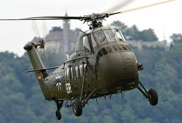 Вертолеты Игоря Сикорского