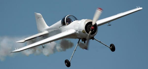 Спортивные самолеты России