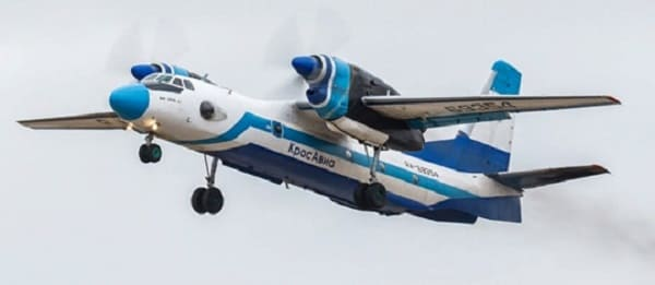Самолеты КБ Антонова